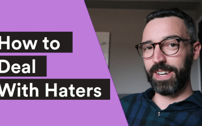 VIDEO| How To Deal With Haters