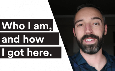 VIDEO|Who I am, and How I Got Here.